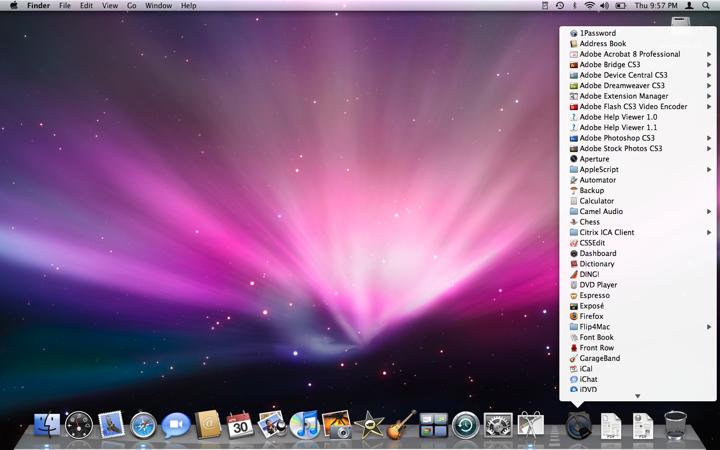 Mimic the Windows Start Menu - Switch To A Mac Guides