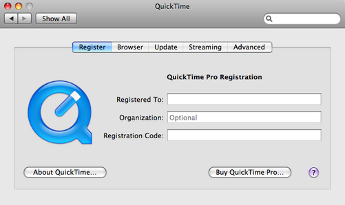 how to upgrade from quicktime player to quicktime pro switch to a rh switchtoamac com Image Embed QuickTime Pro QuickTime Pro Demo